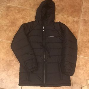 Columbia coat size large.